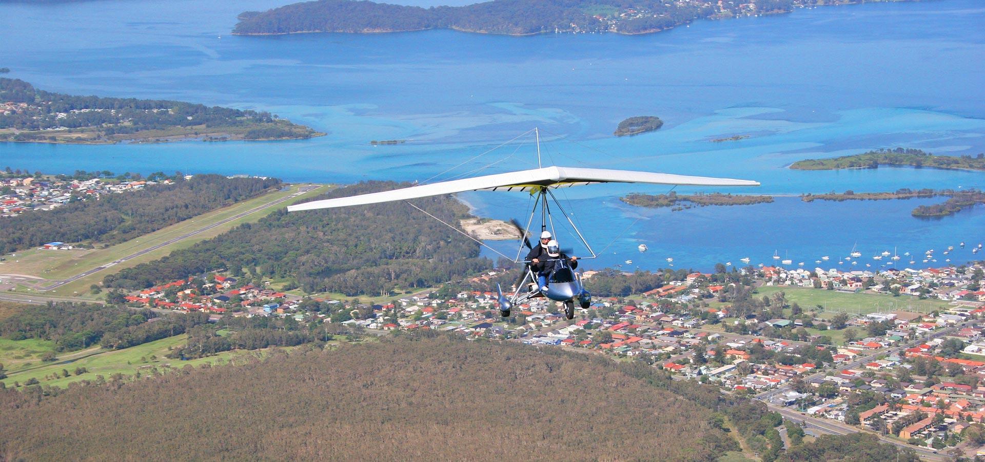 Airborne Flight Training